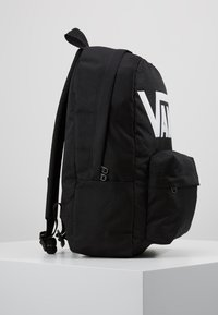 Vans - OLD SKOOL BACKPACK - Rucksack - black/white - 3