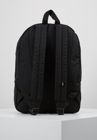 Vans - OLD SKOOL BACKPACK - Rucksack - black/white