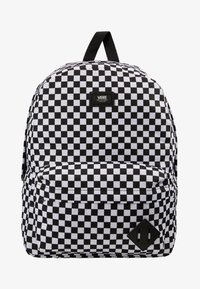 Vans - OLD SKOOL BACKPACK - Plecak - black/white - 7