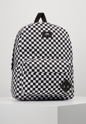 OLD SKOOL  - Reppu - black/white