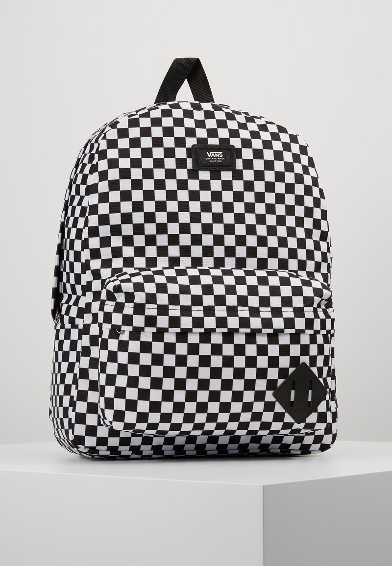 Vans - OLD SKOOL BACKPACK - Plecak - black/white