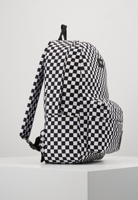 Vans - OLD SKOOL BACKPACK - Plecak - black/white - 3