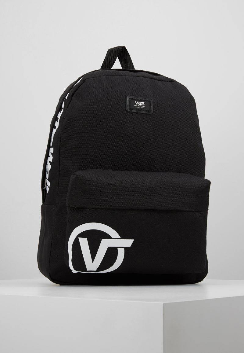 Vans - OLD SKOOL BACKPACK - Reppu - black
