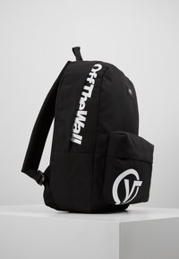 Vans - OLD SKOOL BACKPACK - Reppu - black - 3