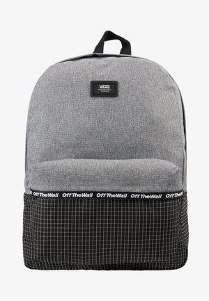 OLD SKOOL BACKPACK - Tagesrucksack - heather suiting black