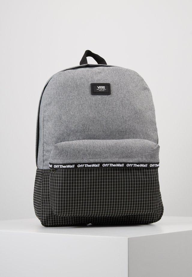 OLD SKOOL  - Plecak - heather suiting black