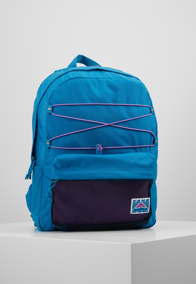 Vans - OLD SKOOL PLUS II BACKPACK - Batoh - turkish tile