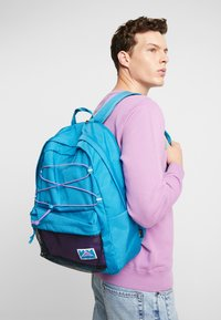 Vans - OLD SKOOL PLUS II BACKPACK - Batoh - turkish tile - 1