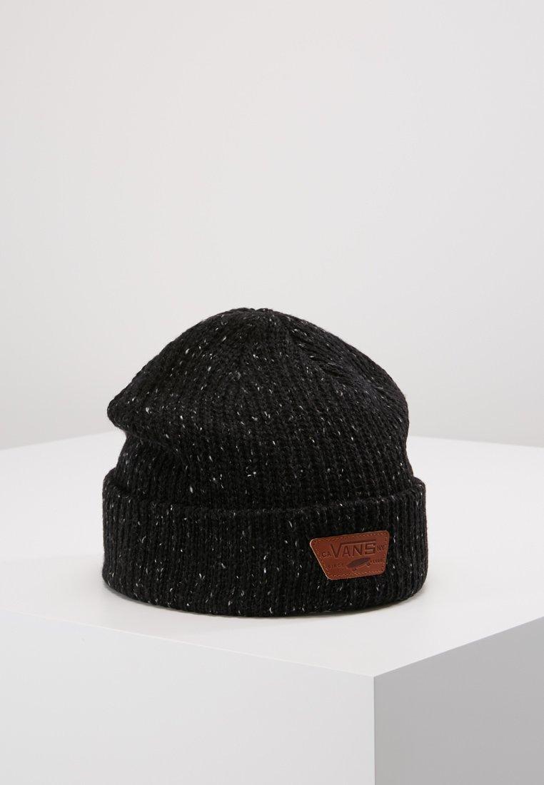 Vans - MINI FULL PATCH BEANIE - Lue - black/multi