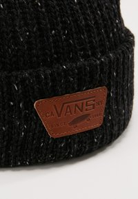 Vans - MINI FULL PATCH BEANIE - Mütze - black/multi - 5