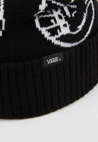 Vans - OFF THE WALL CUFF BEANIE - Gorro - black - 5