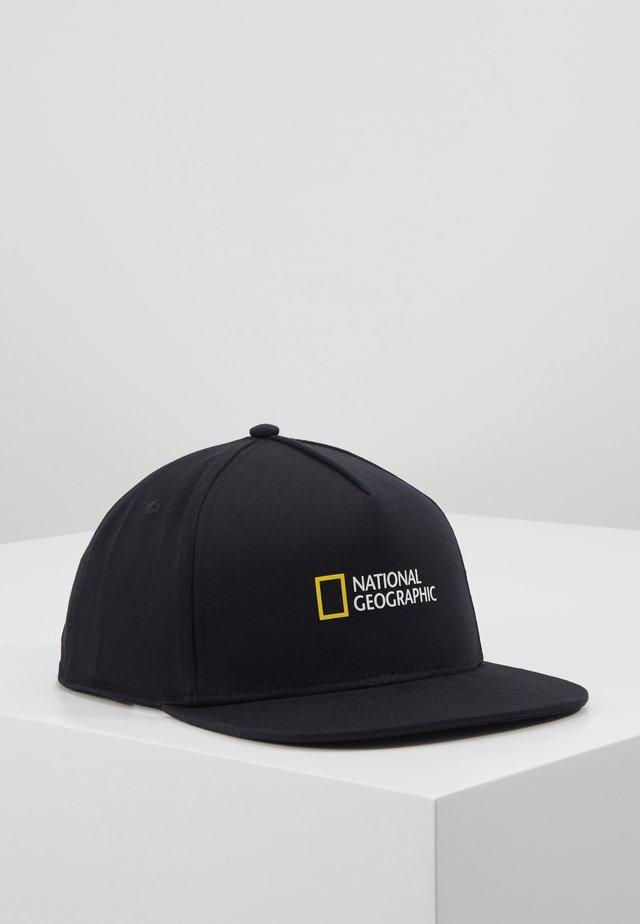 GEO SNAPBACK - Caps - black