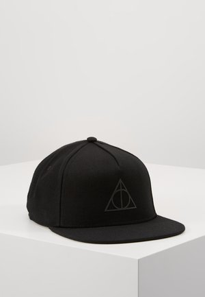 HARRY POTTER SNAP - Cap - black