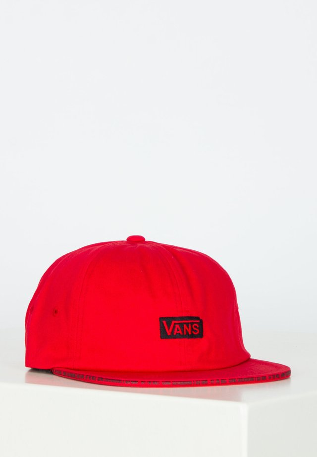 BAKER JOCKEY - Cap - racing red