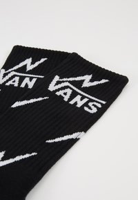 Vans - BOLT ACTION CREW - Skarpety - black - 2