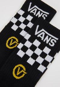 Vans - CIRCLE CREW - Chaussettes - black - 2