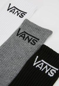 Vans - 3 PACK - Calcetines - black assorted - 2