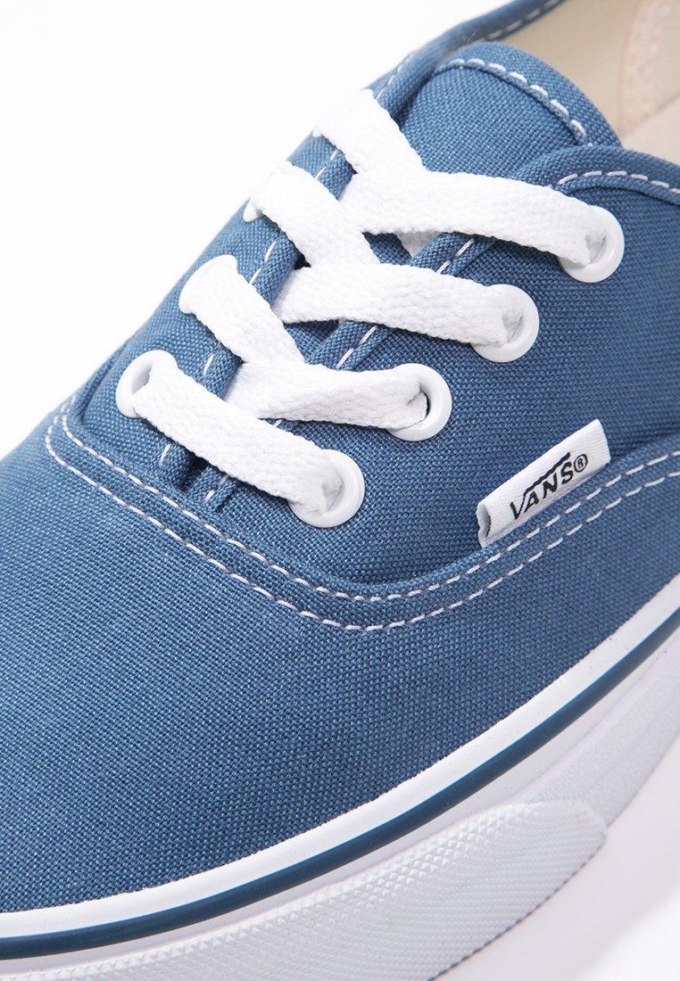 Vans Authentic - Skateschoenen Navy Goedkope Schoenen