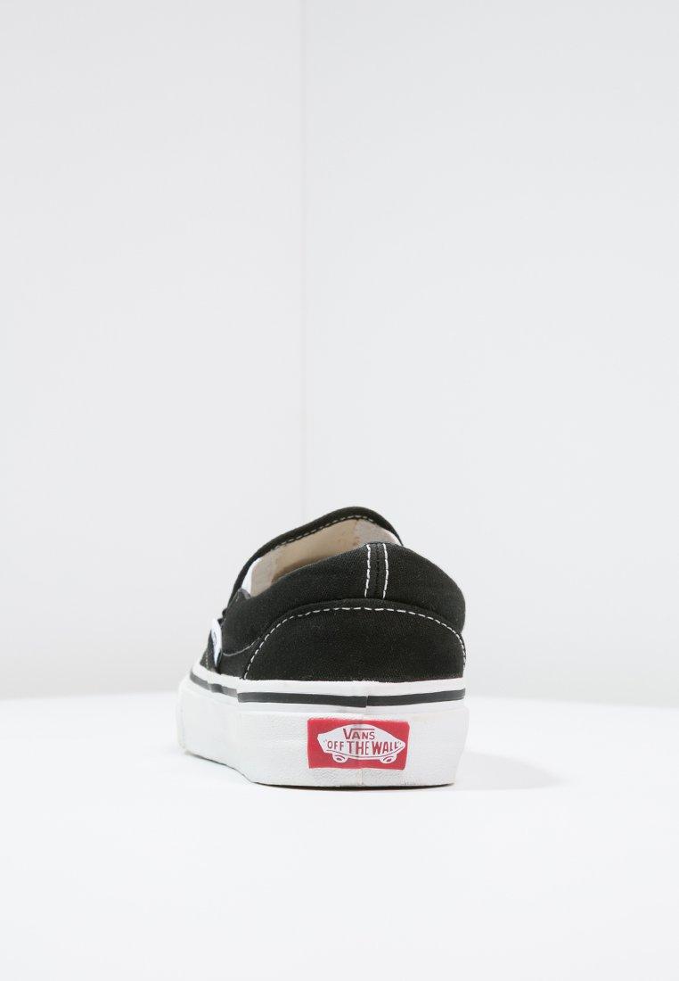 Vans CLASSIC SLIP-ON - Loafers - black