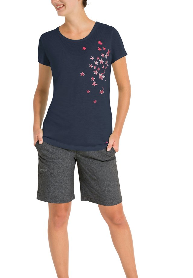 SKOMER  - Print T-shirt - eclipse