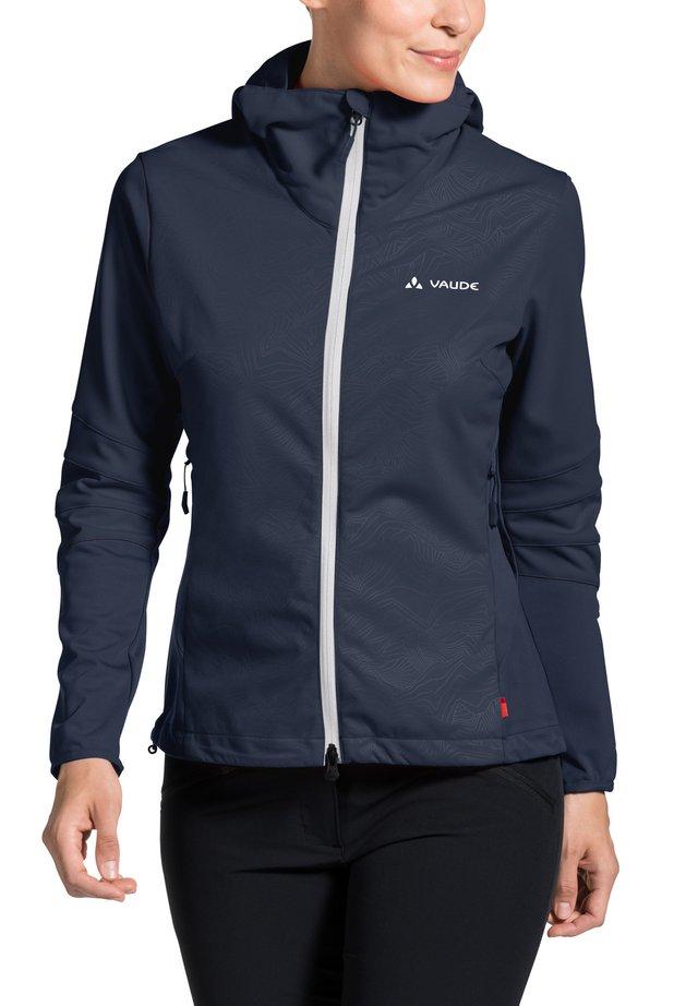 CROZ - Soft shell jacket - eclipse