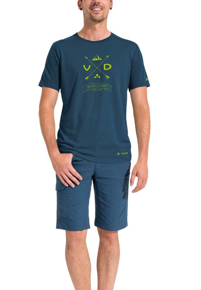 GLEANN  - Print T-shirt - baltic sea
