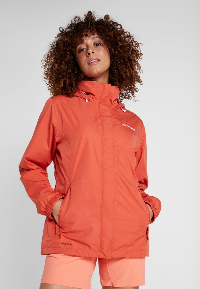 Vaude - WOMEN ESCAPE LIGHT JACKET - Waterproof jacket - hotchili