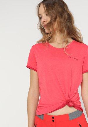 WOMENS SVEIT - T-shirt imprimé - bright pink