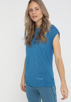 TEKOA - T-Shirt print - kingfisher