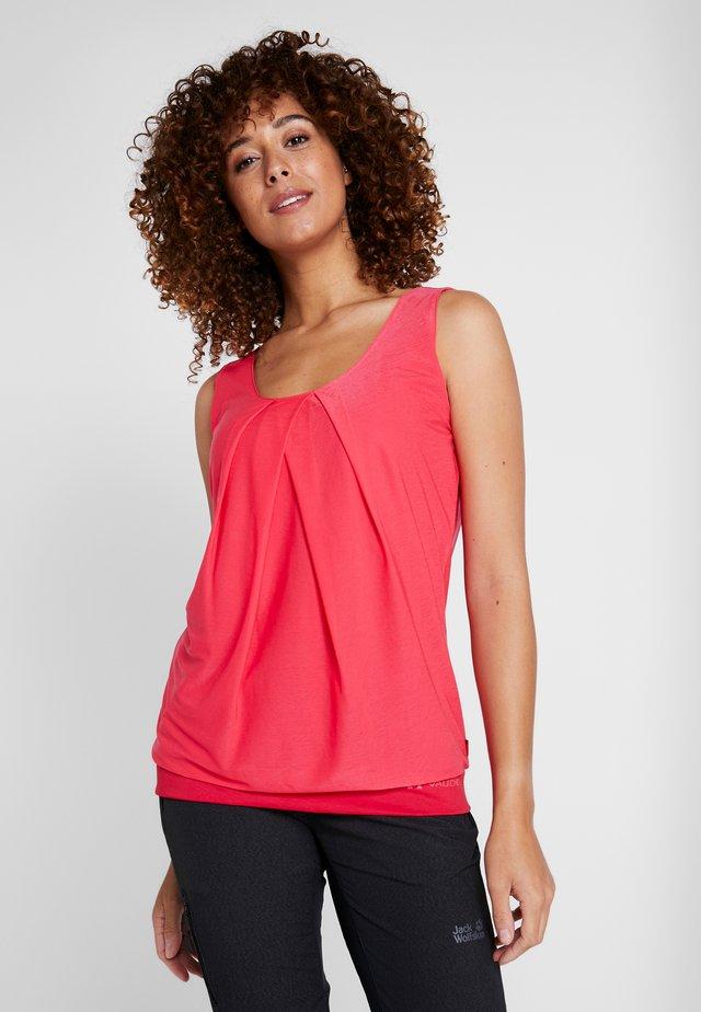 SKOMER  - Linne - bright pink/cranberry