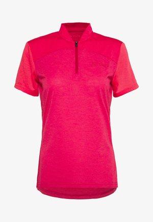 TREMALZO - T-Shirt print - crimson red