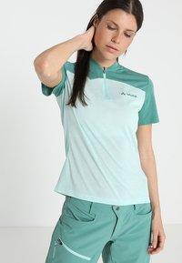 Vaude - TREMALZO - Print T-shirt - glacier - 0
