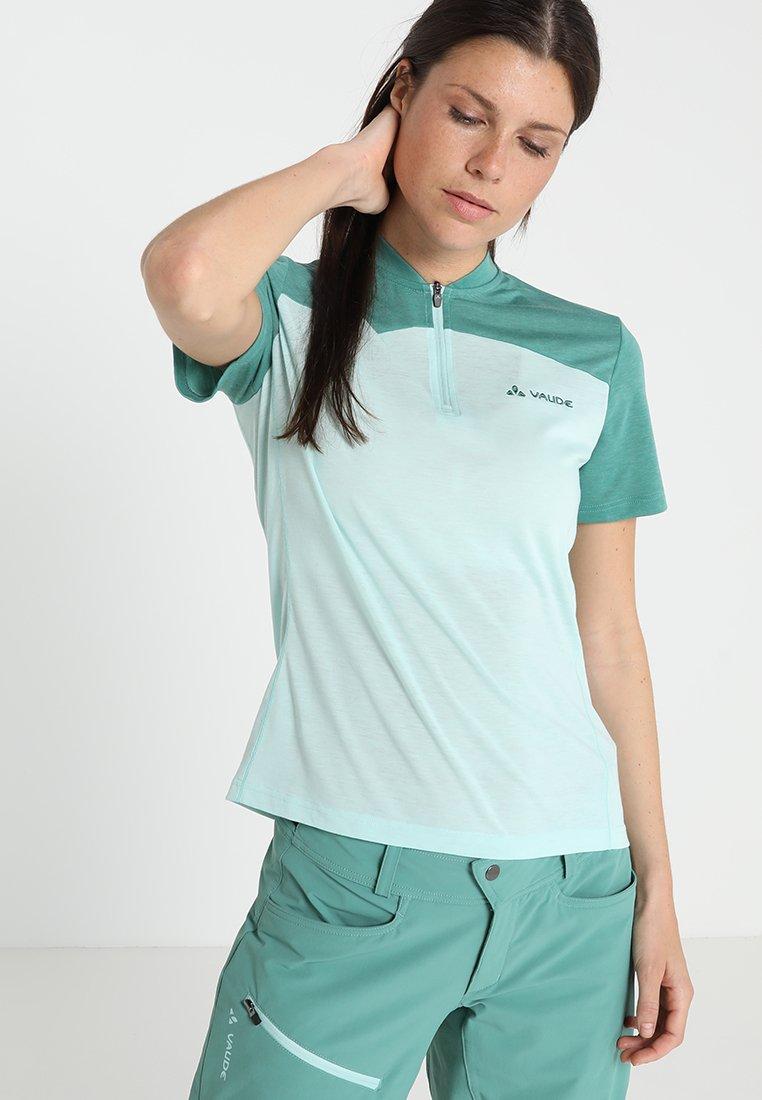 Vaude - TREMALZO - T-Shirt print - glacier