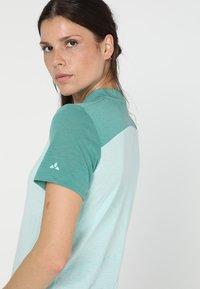 Vaude - TREMALZO - Print T-shirt - glacier - 3