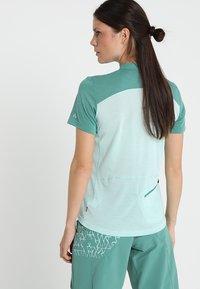 Vaude - TREMALZO - Print T-shirt - glacier - 2