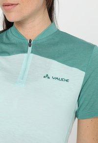 Vaude - TREMALZO - Print T-shirt - glacier - 7