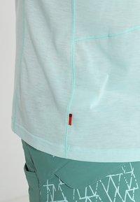 Vaude - TREMALZO - Print T-shirt - glacier - 4