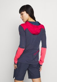 Vaude - TREMALZO - Long sleeved top - cranberry - 2