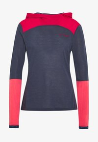 Vaude - TREMALZO - Long sleeved top - cranberry - 6