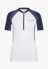 Vaude - ADVANCED TRICOT - T-Shirt print - white - 5