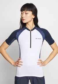 Vaude - ADVANCED TRICOT - T-Shirt print - white - 0