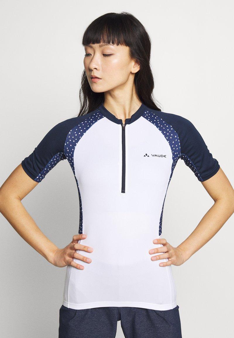 Vaude - ADVANCED TRICOT - T-Shirt print - white
