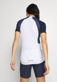 Vaude - ADVANCED TRICOT - T-Shirt print - white - 2