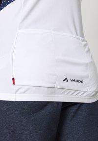Vaude - ADVANCED TRICOT - T-Shirt print - white - 6