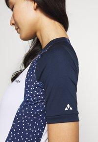 Vaude - ADVANCED TRICOT - T-Shirt print - white - 4
