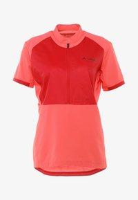 Vaude - EMOAB  - T-Shirt print - crimson red - 7