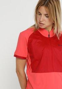 Vaude - EMOAB  - T-Shirt print - crimson red - 3