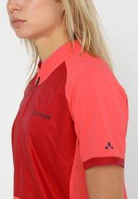 Vaude - EMOAB  - T-Shirt print - crimson red - 4