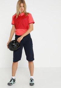 Vaude - EMOAB  - T-Shirt print - crimson red - 1