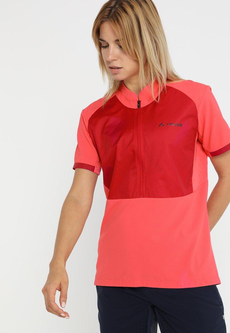 Vaude - EMOAB  - T-Shirt print - crimson red
